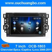 Ouchuangbo GPS Navi Radio DVD for Chevrolet Epica Captiva Lova 2006-2011 BT SD Russia map
