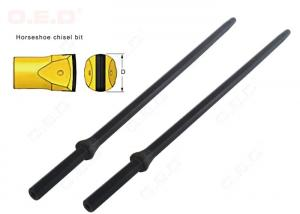 China Length 1200mm Hex22 Rock Drilling Tools Tungsten Carbide Steel Tapered Rod on sale
