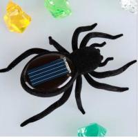 Solar power system spider  toy
