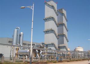 China Industrial Liquid Nitrogen Generator System , Cryogenic Air Separation Unit on sale