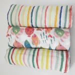 Healthy Baby Swaddle Blankets , Baby Muslin Blanket Baby Sleep Wrap Swaddle