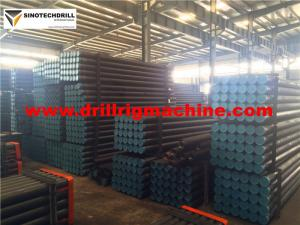 China Q Series Heat Treatment Wireline Drill Rods With Heated Treatment Process 1.5m / 3m Length on sale