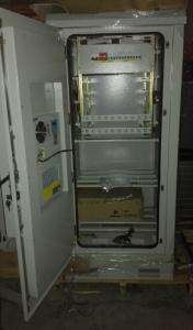 China DDTE067:Outdoor Telecom Cabinet ,With Air Conditioner,PDU,For Telecom Base Station,IP55 on sale