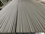 A213 TP304 / 304L Stainless Steel Seamless Pipe 33.7mm*1.5mm*3200mm 100% ET / HT