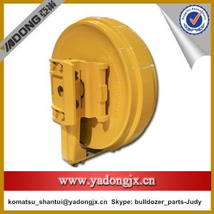 China Komatsu China heavy & construction machinery earthmoving machine spare part bulldozer D85A-18 idler assy on sale
