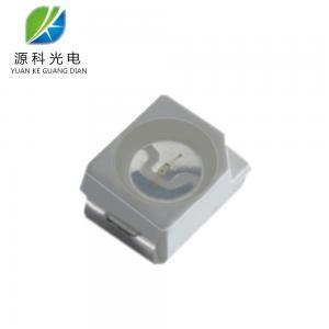 China 30 MA Current SMD UV LED , InGaN Deep Uv Led 120 Degree Viewing Angle on sale