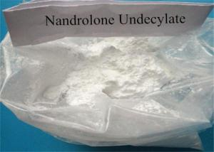 China Injecatable Natural Bodybuilding Steroids Nandrolone Undecylate White Powder CAS 862-89-5 on sale