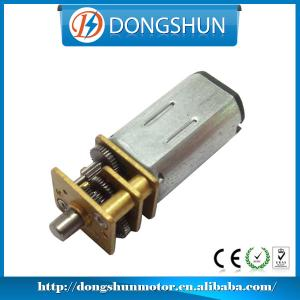 China DS12SSN30 Micro Dc Gear Motor on sale