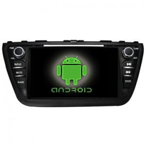 China 2014 SUZUKI SX4 Unit In-dash Car DVD Multimedia GPS Navigation CD Radio TV System on sale