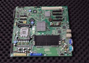 China RJ-45 Dell PowerEdge T300のマザーボードTY177 0TY177システム ボード on sale