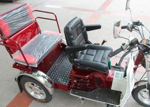 Disc Brake Handicapped Three Wheel Motorcycle 125CC Engine