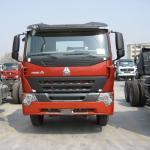Camión del motor de la cabeza del camión del tractor de ST16 420hp con capacidad del depósito de gasolina 400L
