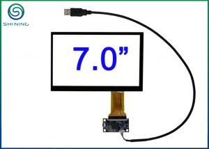 China ROHS 7 Inch Capacitive Touch Panel , Projected Capacitive PCAP Touchscreen on sale