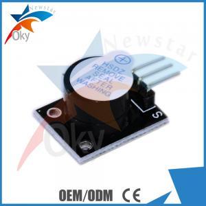 China Active Speaker Buzzer Alarm Module For PC Printer , Active Buzzer Module on sale