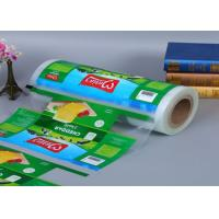 PET / BOPP Laminated Aluminum Foil Customized Size Eco Friendly Colorful Printing