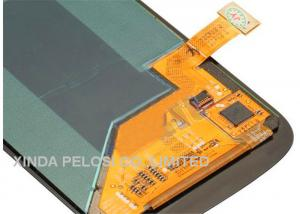 China 4.8 Inch S3 LCD Touch Screen Touch Digitizer Home Button AAA Grade IPS Material on sale
