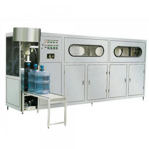 China Fully Automatic Filling Machine For Fresh Juice Beverage 4000 Bottles / Hour 500 ML on sale