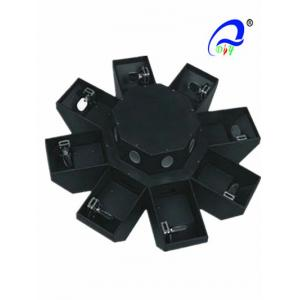 China 8 Scan UFO Disco Club Laser Lights / Stage Laser Light Projector DMX512 Controlled on sale