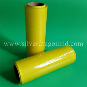 China PVC CLING FILM FOR FOOD WRAPPING 11microns x 450mm x 1000m on sale