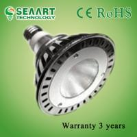 China E27 / GU10 Base 7W Patent LED Spot Lamps With 38 Degree For Supermarkets Lighting on sale