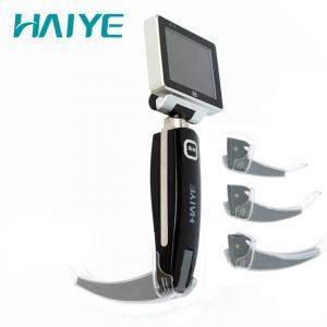 China Portable 8GB Memory Card Anesthesia Video Laryngoscope / Disposable laryngoscope blade on sale