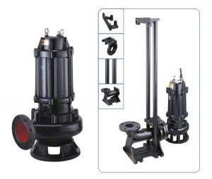 China Industrial Cast Iron Sewage Pump Mining Enterprises Electric 220/380V Optional Size on sale