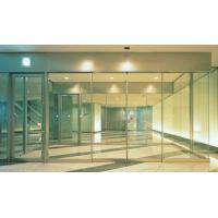 Digital Process Switch Auto Sliding Door Slim Style Automatic Sliding Glass Door