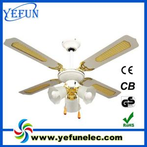 China Decorative Ceiling Fan YF42-4C3L on sale