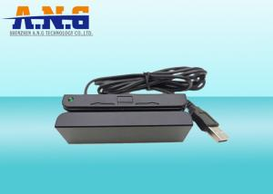 China ISO7811 Loco and Hico Magnetic Stripe Card Reader Track 1, 2, 3 for Reading Magnetic Card on sale