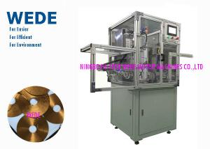 China Fully Automatic Copper Coil Making Machine Self Bonding Wire Induction Cooker on sale