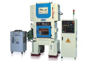 China Dynamic Equilibrium Power Press Machine , H Frame Metal Electric Punching Machine on sale
