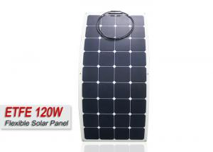 China 135w ETFE Flexible Solar Panel / Photovoltaic Solar Panels For RV Ceiling on sale