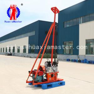 China sale YQZ-30 bore well drilling machine price hydraulic core drilling machine on sale