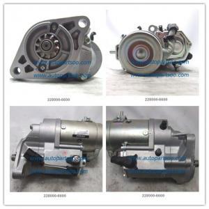 China 228000-6600 Toyota starter motor on sale