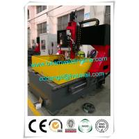 China Metal Sheet CNC Drilling Machine , 1530 CNC Drilling Machine For Plate on sale