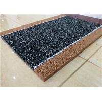 Heat Resistance EPDM Rubber Granules , Environmental Black Rubber Granules 25kg / Bag