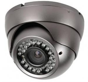 China CCTV 4-9mm Varifocal Lens Vandal-Dome Camera CW-540BD on sale