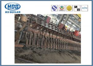China Coal Fired CFB Hot Water Boiler Manifold Headers Pipes For Water / Steam Transfer on sale