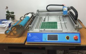 China Economic surface mount technology Equipment , CHMT36 led mounting machine on sale