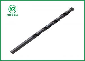 China Black Finished Hole Drill Bit , DIN 340 Parallel Shank Countersink Drill Bit on sale