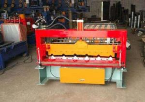 China Automatic Rollformer Corrugated Steel Sheet Roof Panel Roll Forming Machine on sale