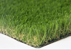 China Professional Residential Fake Grass Landscaping Save Water Fire Resistance on sale