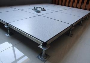 Quality FS800 HDG600 610 x 610 x 35mm Environmental Anti-Static Raised Access Floor for sale