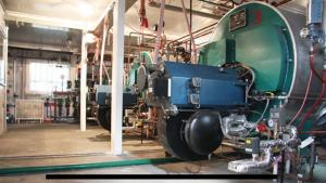 China Automatic Operation Gas/Oil Steam Boiler and Hot Water Boiler on sale