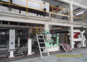 China Three Dryer A4 Paper Production Line For Making White Carbonless Copy Paper on sale
