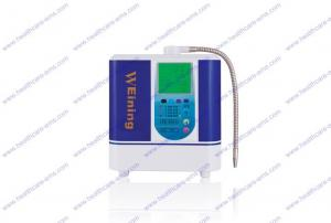 China Home Public Place Alkaline Water Ionizer With LCD Display PH Value And ORP on sale