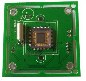 China 4mm - 9mm 600TVL, OSD High Resolution CCTV Board Camera on sale