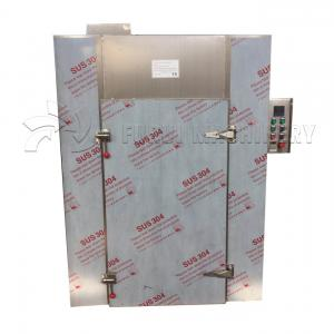 China High Efficiency Industrial Food Dehydrator Cabinet Tray Dryer 30kw on sale