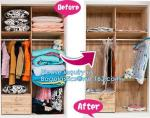 home storage vacuum space bag, closet space savers, vacuum packer bags for clothes and bedding, bagplastics, bagease, pa