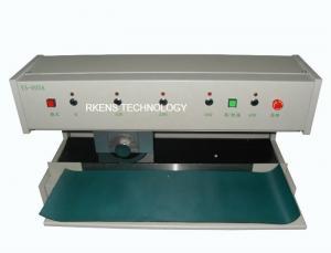 China Safe V Cut Pcb Depaneling Machine Pcb V Cutter Optimize Operation 60kg on sale